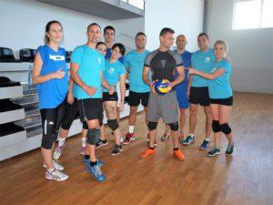 Aktywne Kosakowo - drużyna siatkarska