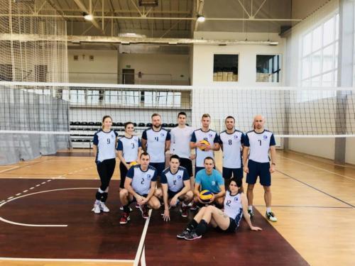 Liga Siatkówki Halowej w Bojanie 2017/2018